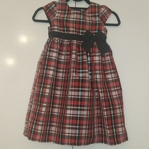 Carter's plaid dress